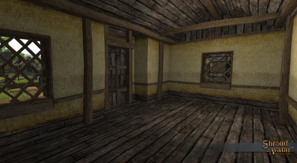 Shroud Of The Avatar Village Homes Revealed The Ultima
