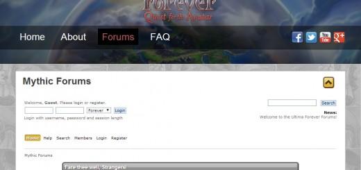 u4e-forum-maintenance-mode