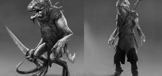 underworld-ascendant-lizardmen-greyscale