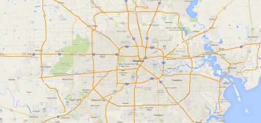 houston-google-map