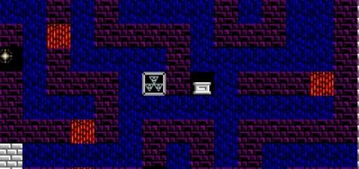 Toshin's Maze