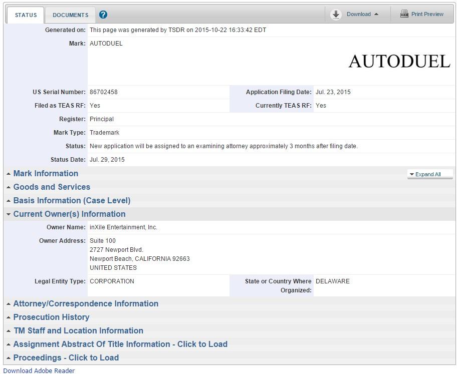 inxile-autoduel-trademark